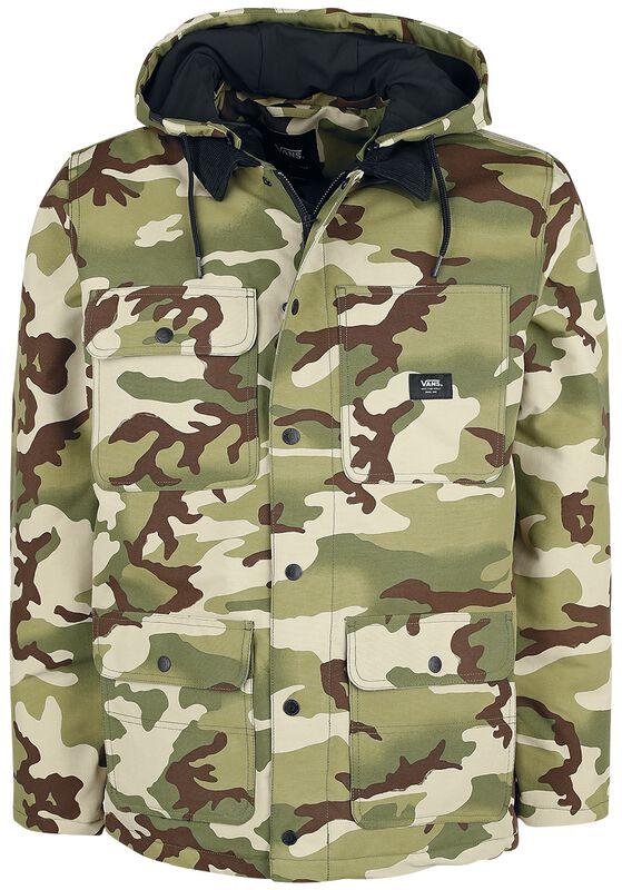Manteau Camouflage Drill Chore MTE