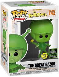 The Flintstones ECCC 2020 - Le Grand Gazou (Funko Shop Europe) - Funko Pop! n°743