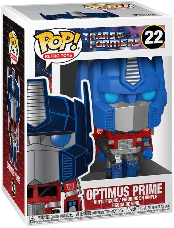 Optimus Prime - Funko Pop! n°22