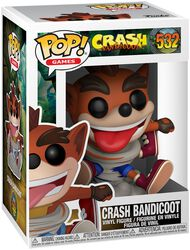Crash Bandicoot - Funko Pop! n°532