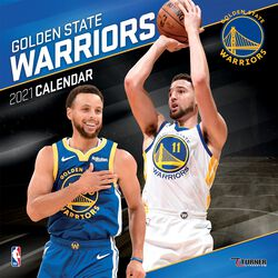 Golden State Warriors - Calendrier 2021