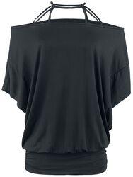 T-Shirt Long Manches Chauve-Souris