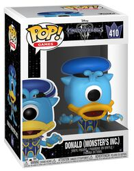 Figurine En Vinyle 3 Donald (Monsters Inc.)  410