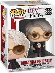 Der Teufel trägt Prada Miranda Priestly - Funko Pop! n°869