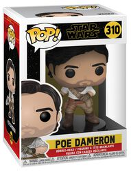 Épisode 9 - L'Ascension de Skywalker - Poe Dameron - Funko Pop! n° 10