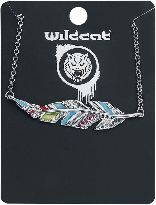 Colourful Feather Bracelet