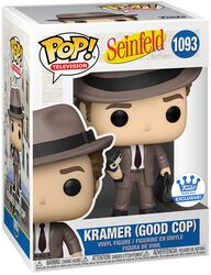Seinfeld Kramer (Good Cop) (Funko Shop Europe) - Funko Pop! n°1093