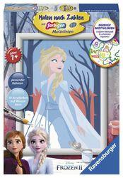 La Reine Des Neiges 2 - Elsa - Numéros D'Art