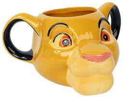 Simba - Mug 3D