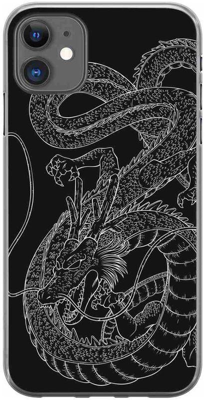 Dragon Ball Z - Shenron Lignes - iPhone
