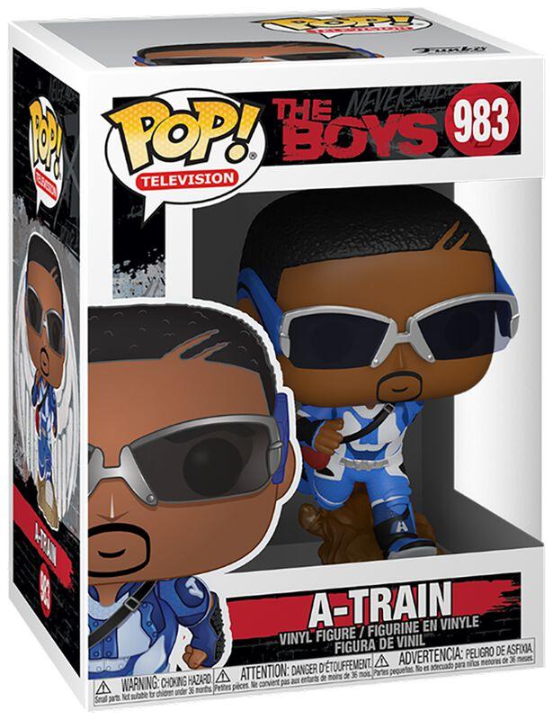 A-Train - Funko Pop! n°983