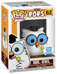 Ad Icons - TootsieRoll Pops - Mr. Owl (Funko Shop Europe) - Funko Pop! n°62