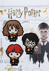 Harry, Ron & Hermione