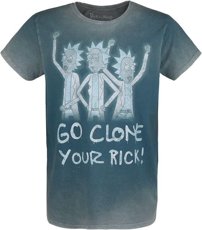 Go Clone Your Rick!