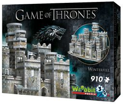 Puzzle 3D - Winterfell