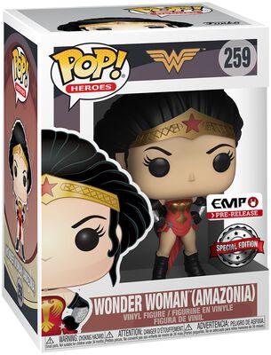 Wonder Woman (Amazonia) - Funko Pop! n°259