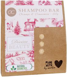 Shampoing Solide Cannelle & Orange