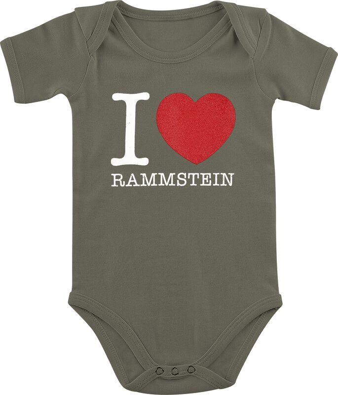 Kids Collection - I Love Rammstein