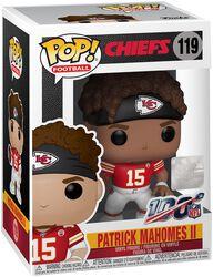 Kansas City Chiefs - Patrick Mahomes II - Funko Pop! n° 119