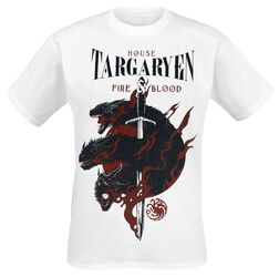 Maison Targaryen - Fire And Blood