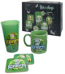 Get Schwifty - Coffret Cadeau