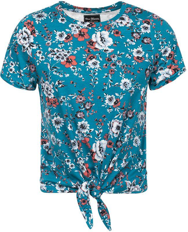 T-Shirt Flower Day
