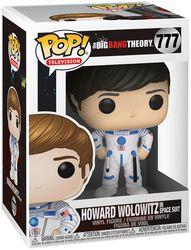 Howard Wolowitz En Tenue de Cosmonaute - Funko Pop! n°777