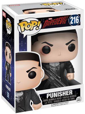 Figurine En Vinyle Bobblehead Punisher 216 Chase Possible