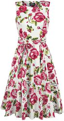 Robe Swing Sweet Rose