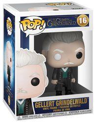 Les Crimes De Grindelwald -  Gellert Grindelwald - Funko Pop! n°16