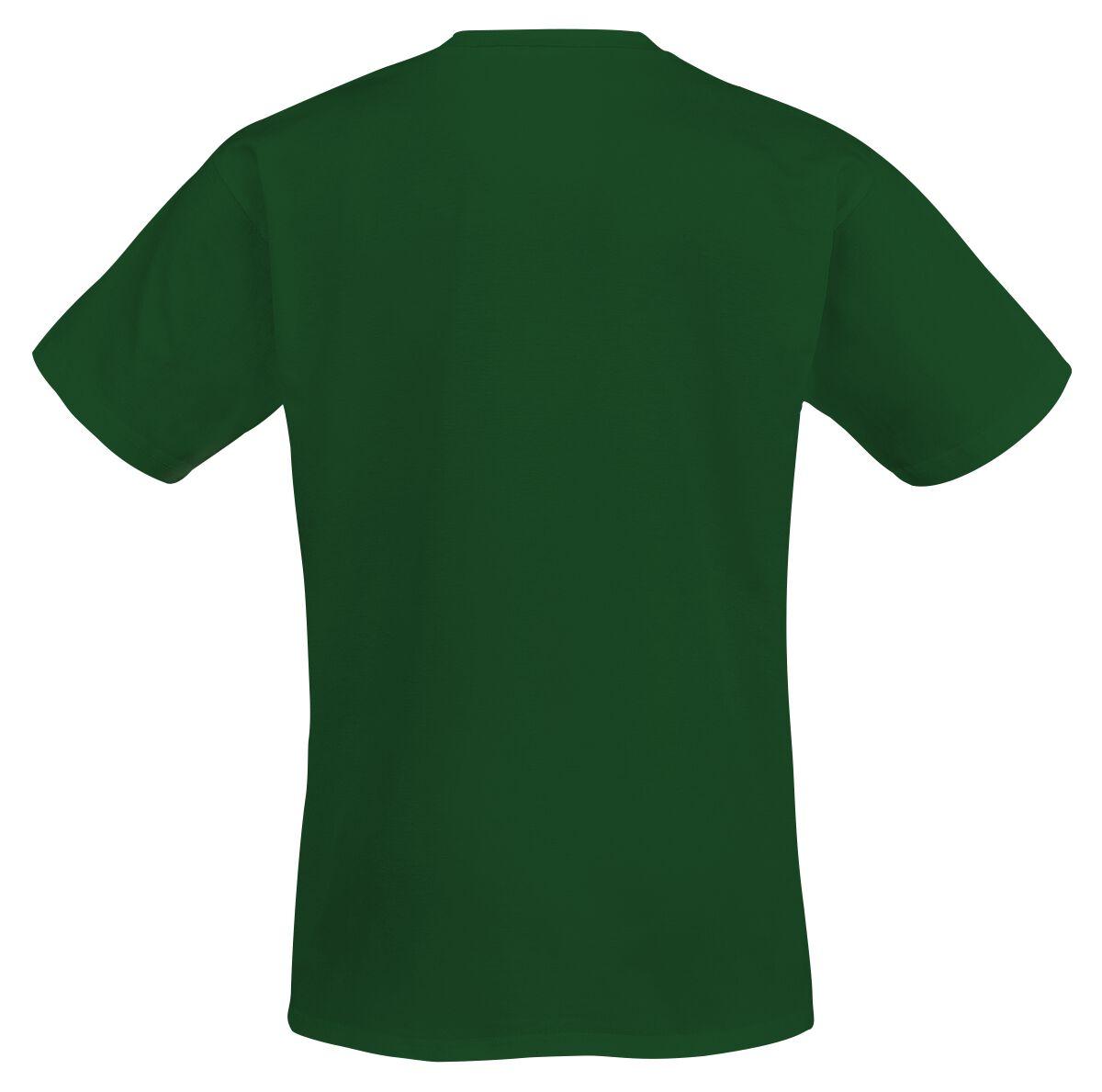 c5f2c0d027c7c Serpentard - Quidditch | Harry Potter T-Shirt Manches courtes | EMP