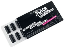Curaprox Chewing Gum Noir