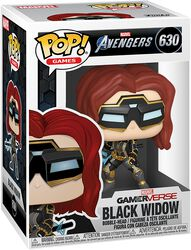 Black Widow (Édition Chase Possible) - Funko Pop! n°630