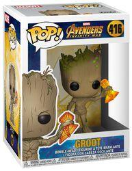 Infinity War - Groot- Funko Pop! n°416