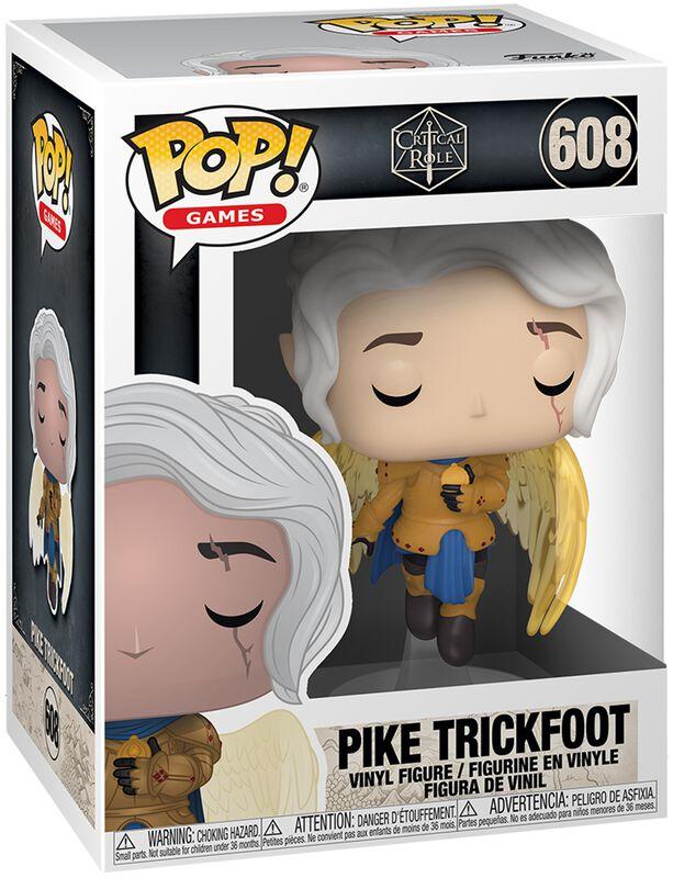 Vox Machina - Pike Trickfoot - Funko Pop! n°608