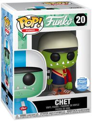 Fantastik Plastik Chet (Funko Shop Europe) - Funko Pop! n°20