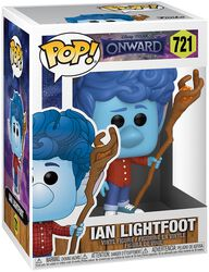 Ian Lightfoot - Funko Pop! n°721