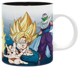 Dragon Ball Z - Saiyans & Piccolo