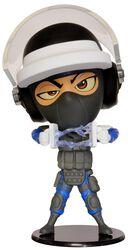 Siege - Six Collection - Figurine Chibi Doc