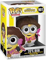 Les Minions 2 - Bob 70s - Funko Pop! n°901