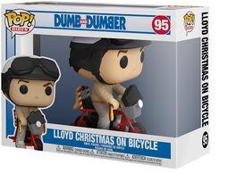 Lloyd Sur Vélo (Pop! Rides) - Funko Pop! n°95