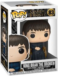 King Bran The Broken - Funko Pop! n°83