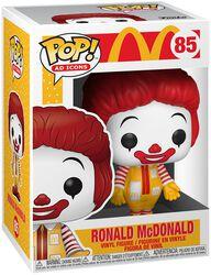 Ronald McDonald Vinyl Figur 85