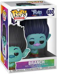 Trolls Tournée Mondiale - Branch (Éd. Chase Possible) - Funko Pop! n°880