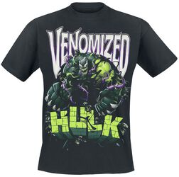 Venomized Hulk