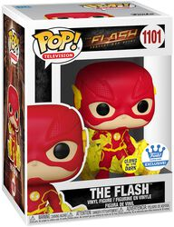 The Flash (GITD) (Funko Shop Europe) - Funko Pop! n°1101