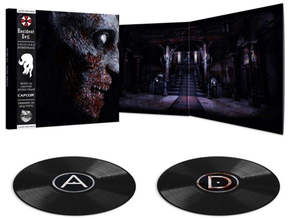 Resident Evil - Bande-Originale