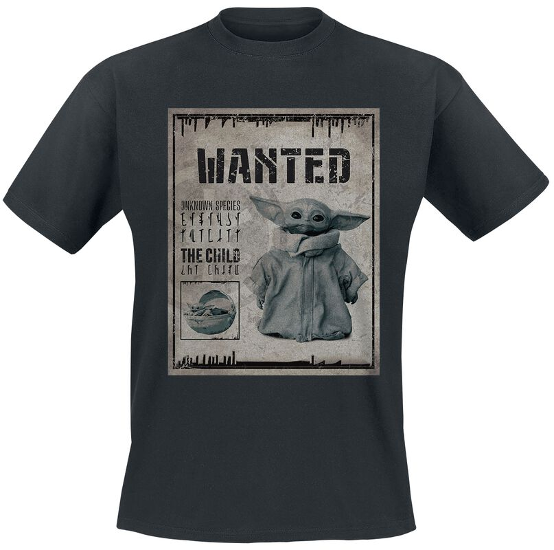 The Mandalorian - L'Enfant - Grogu - Wanted