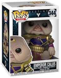 Figurine En Vinyle Empereur Calus 344