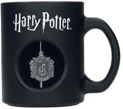 Serpentard - Mug à emblème rotatif